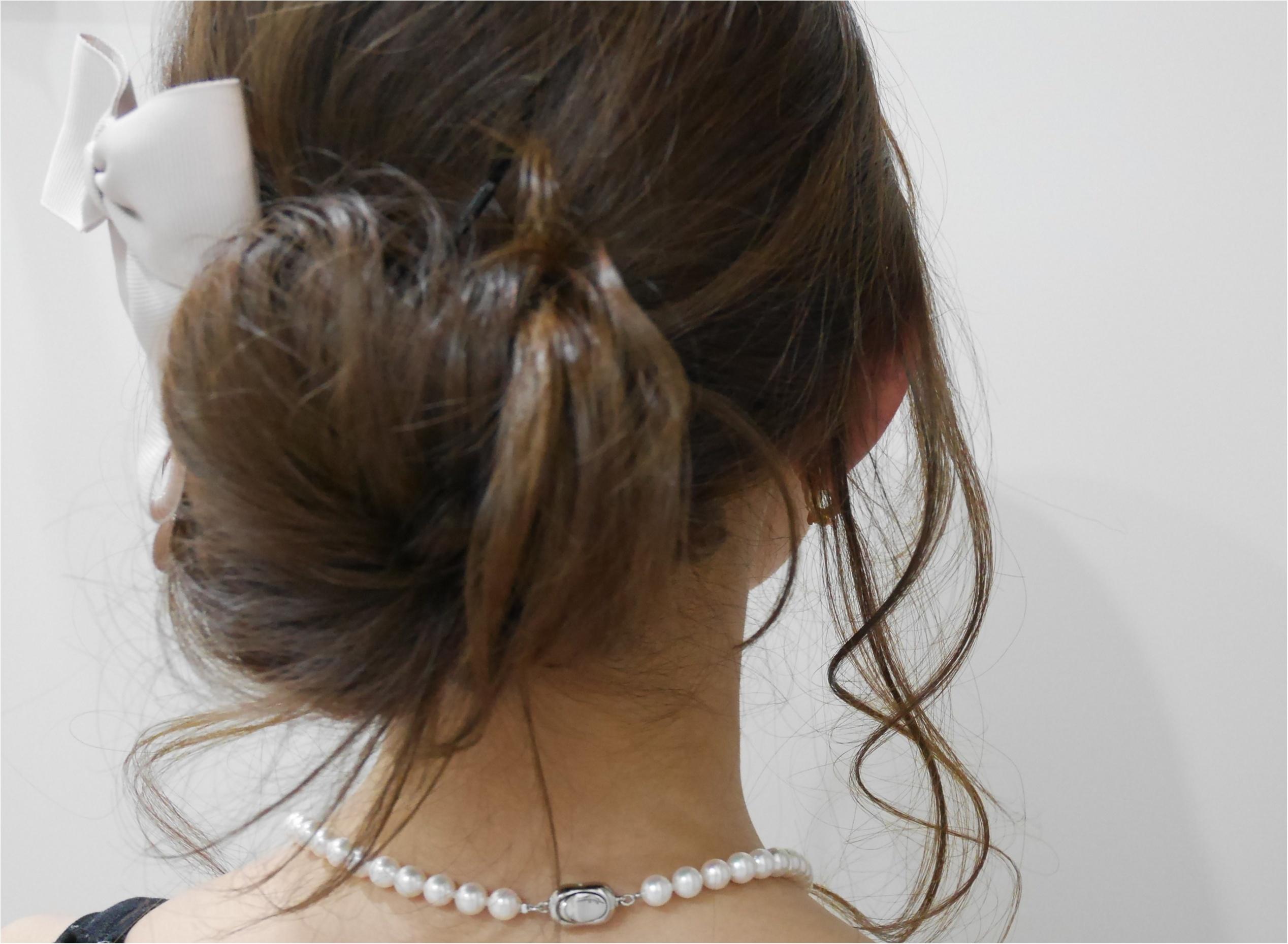 「結婚式お呼ばれヘアー」イマドキはセルフ派が増えている?_5