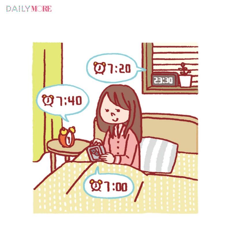 """寝起きは裸足で床を触る!など""""質のいい眠り""""のためのモーニングToDoリスト♡_1_1"""
