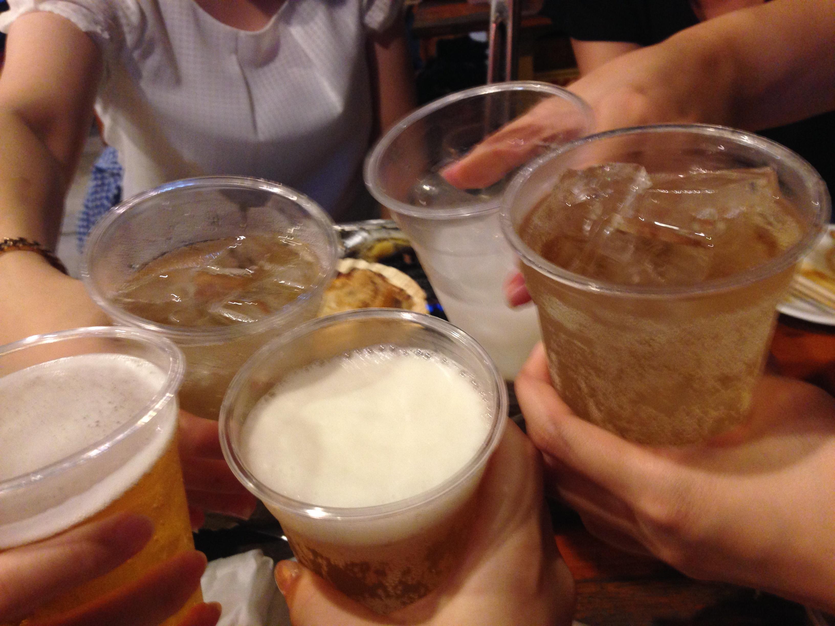 恵比寿で浜焼き❤️海鮮が美味しいビアガーデン★★★ _4