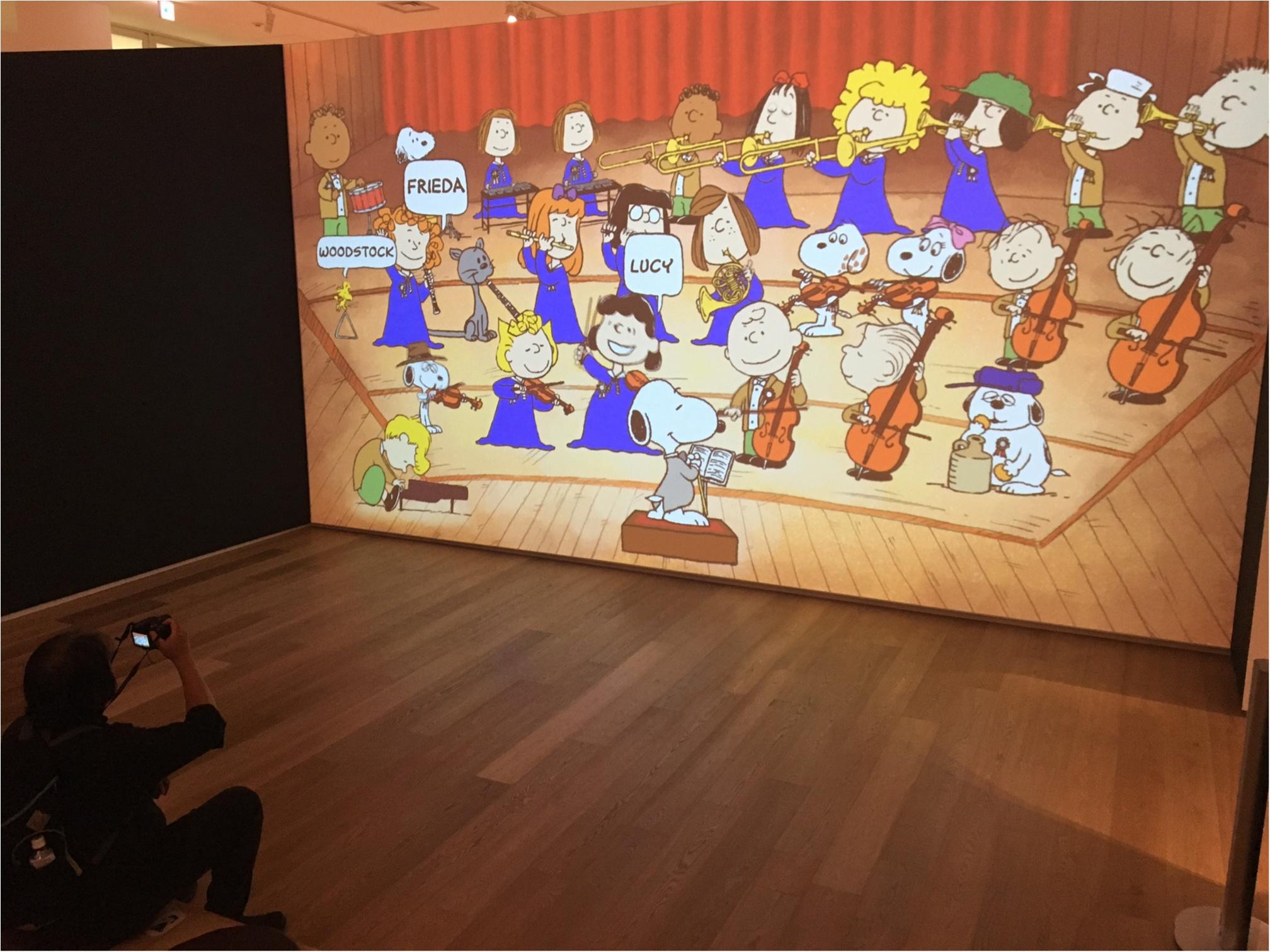 『スヌーピーミュージアム』開館1周年☆ 記念展「ピーナッツ・ギャング・オールスターズ!ーともだちを紹介してよ、スヌーピー。」はお楽しみいっぱい♡_5
