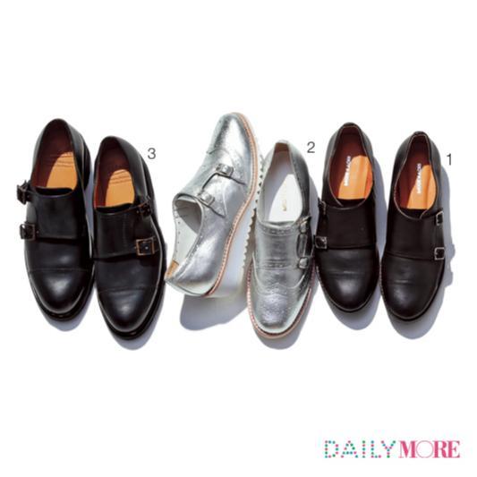 【え? こんな簡単でいいの?】新しい靴で、「大人っぽい」のつくりかた。おじ靴&サンダル編_2
