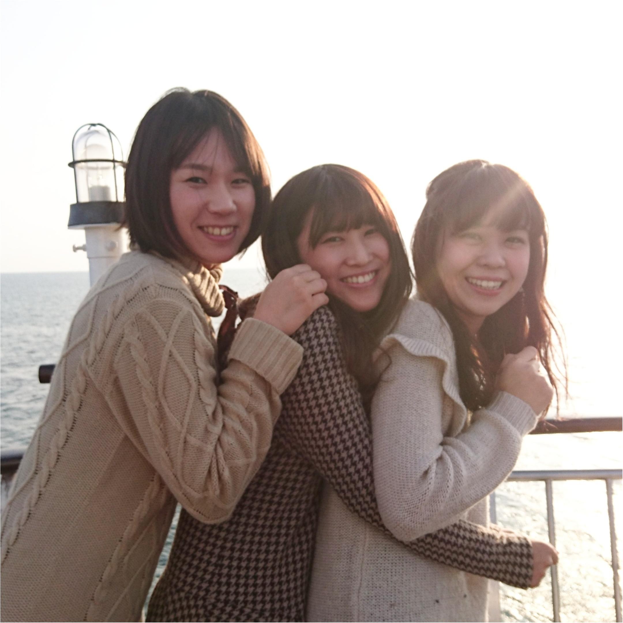 テーマはミルクティー♡モアハピ部クルージング女子会で新年会!_7