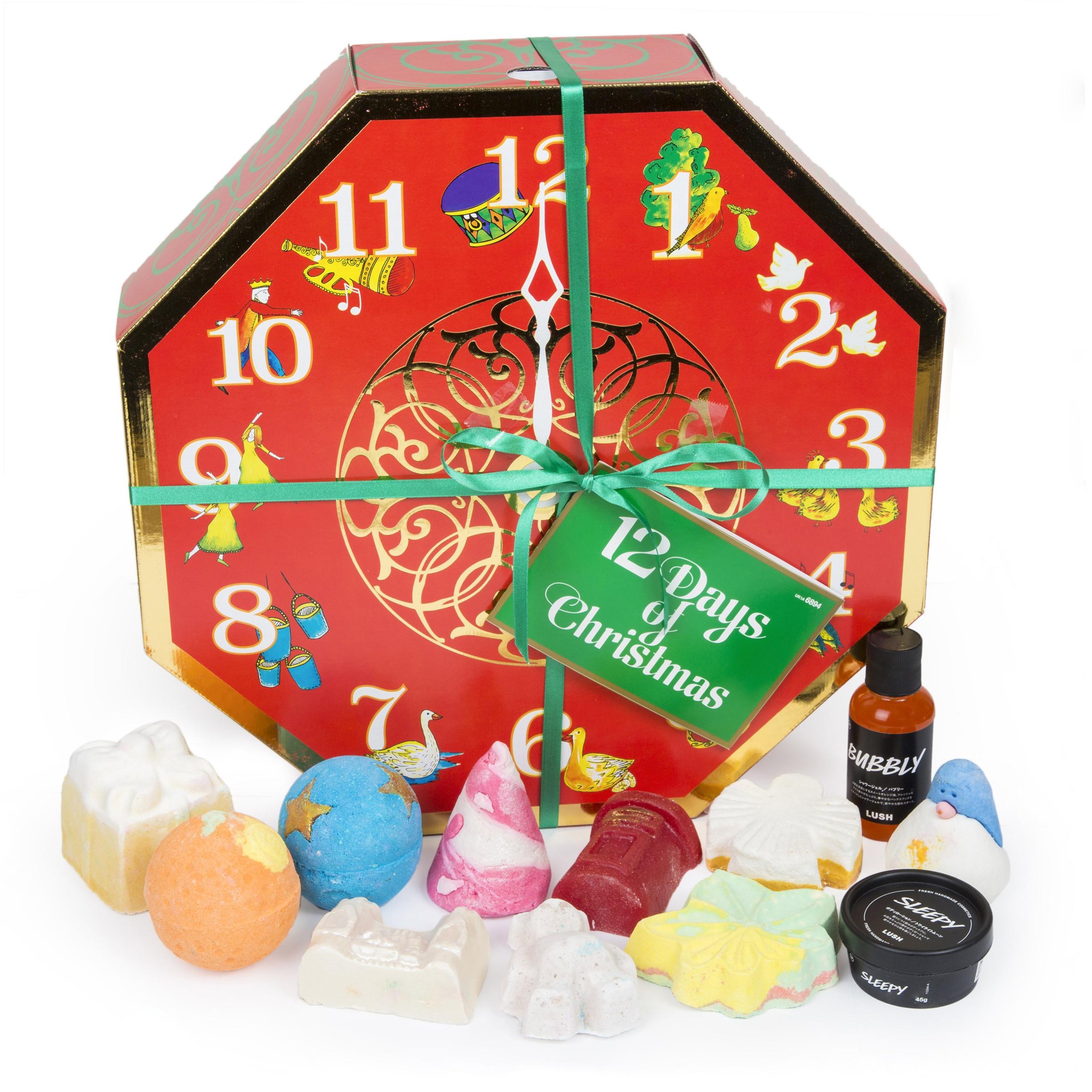 LUSHのクリスマス限定ギフトを合計10名様に♡クリスマスシーズンを満喫しちゃお♪__1