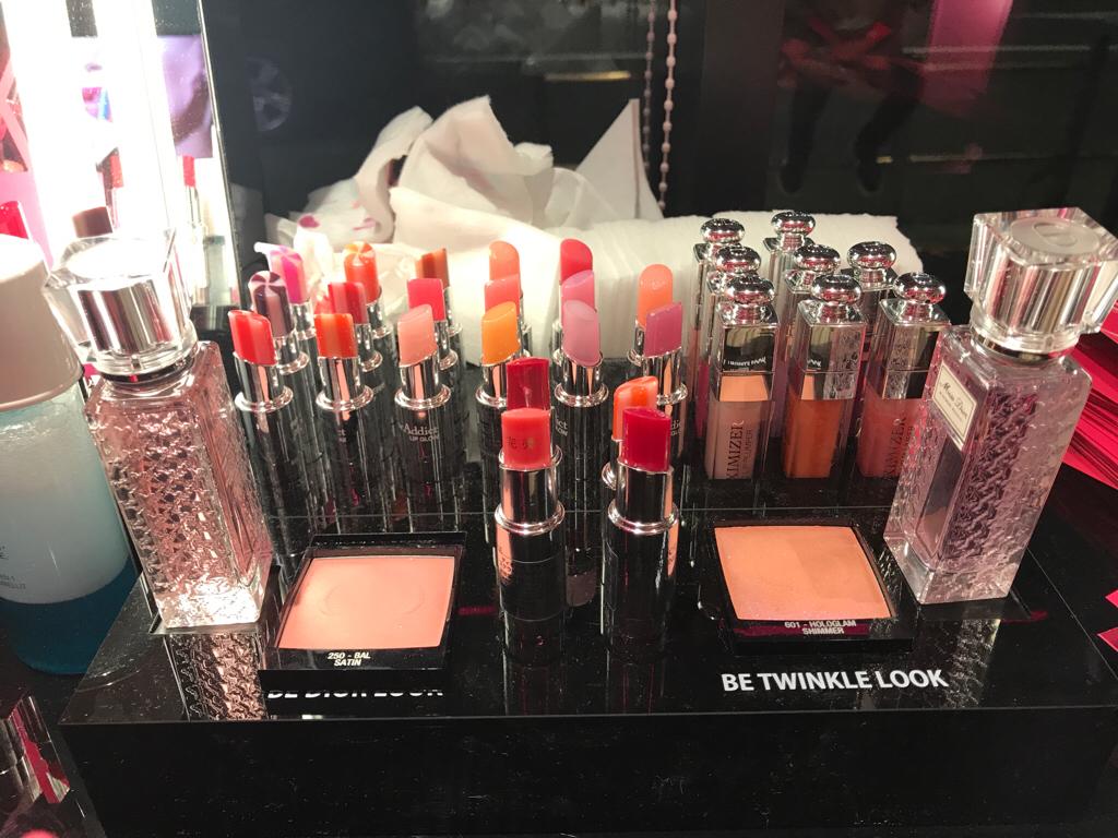 【Dior】まるでニューヨーク!会場はなんと「hotel koé」新リップ発売記念イベントへ♡_9
