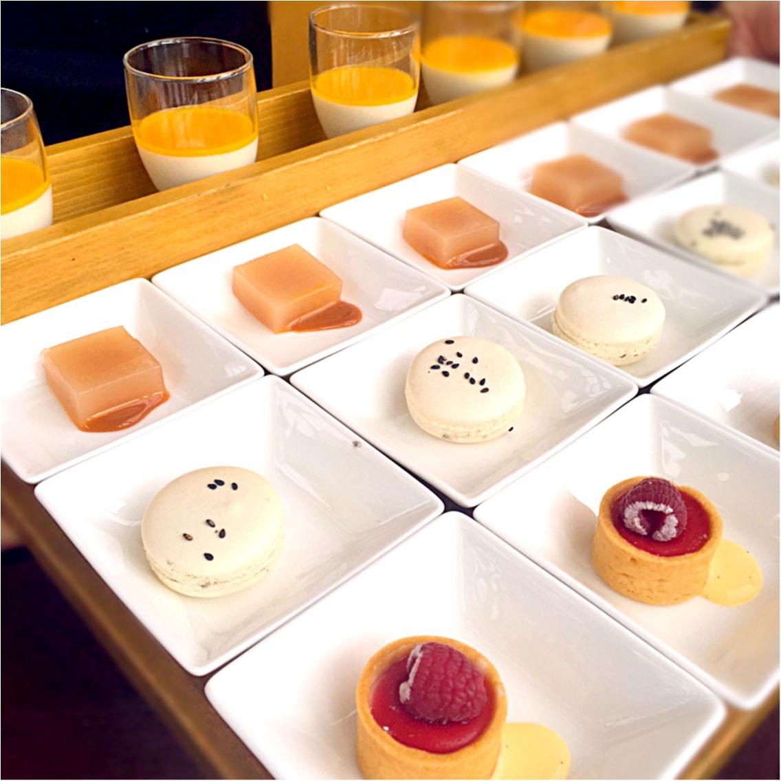 食べ放題もある⁉︎パークハイアット東京でアフタヌーンティー♡_8