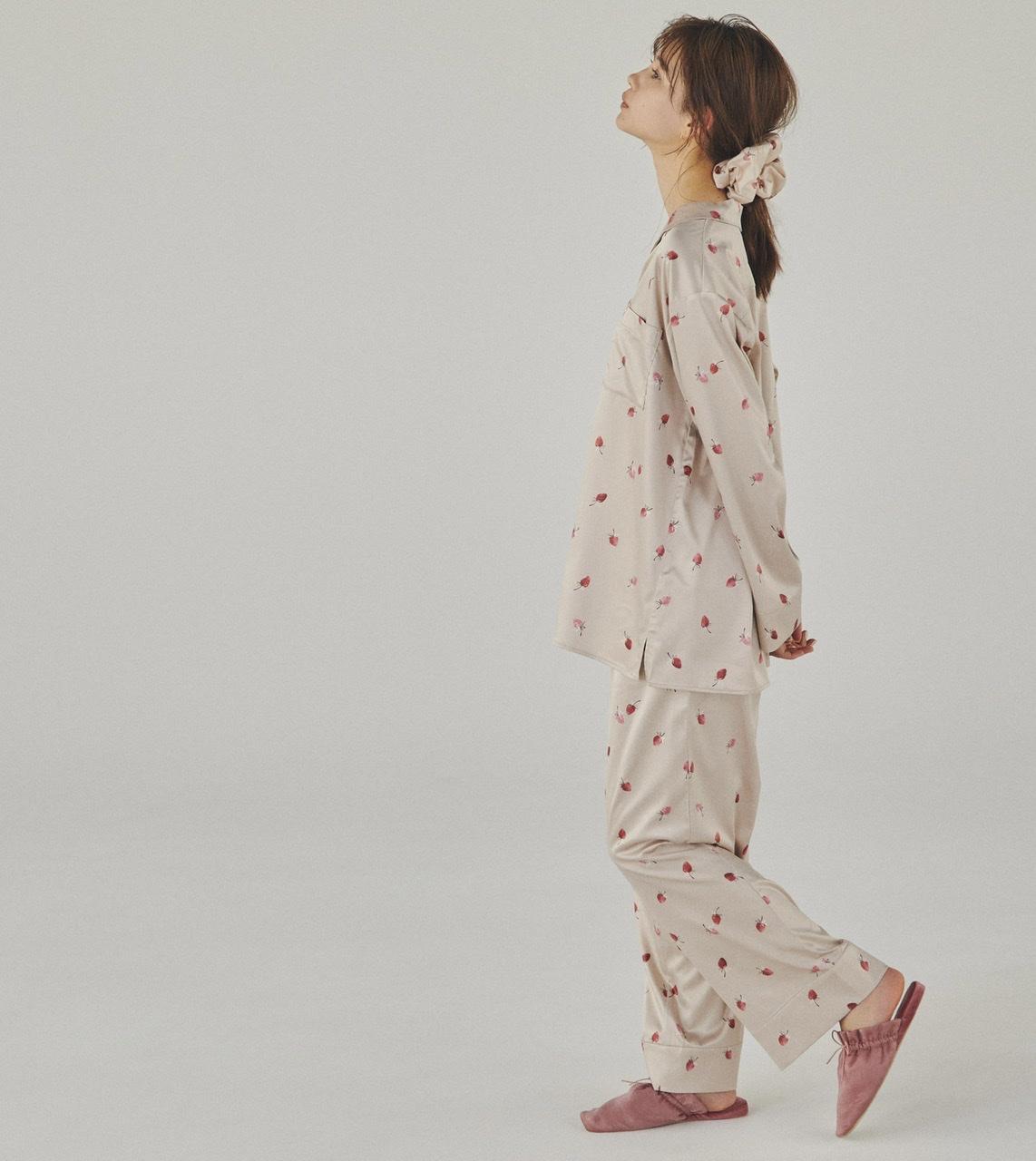 ジェラートピケバレンタイン限定コレクションのパジャマ