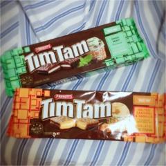 チョコミント好きはカルディーへ急げ!♡ TimTamから今シーズン限定フレーバーが登場!!