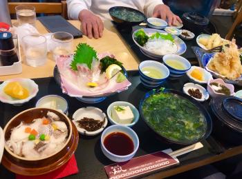 【ご当地グルメ】絶対行ってほしい和食名店!徳島・鳴門で海鮮を食べるならココ♡