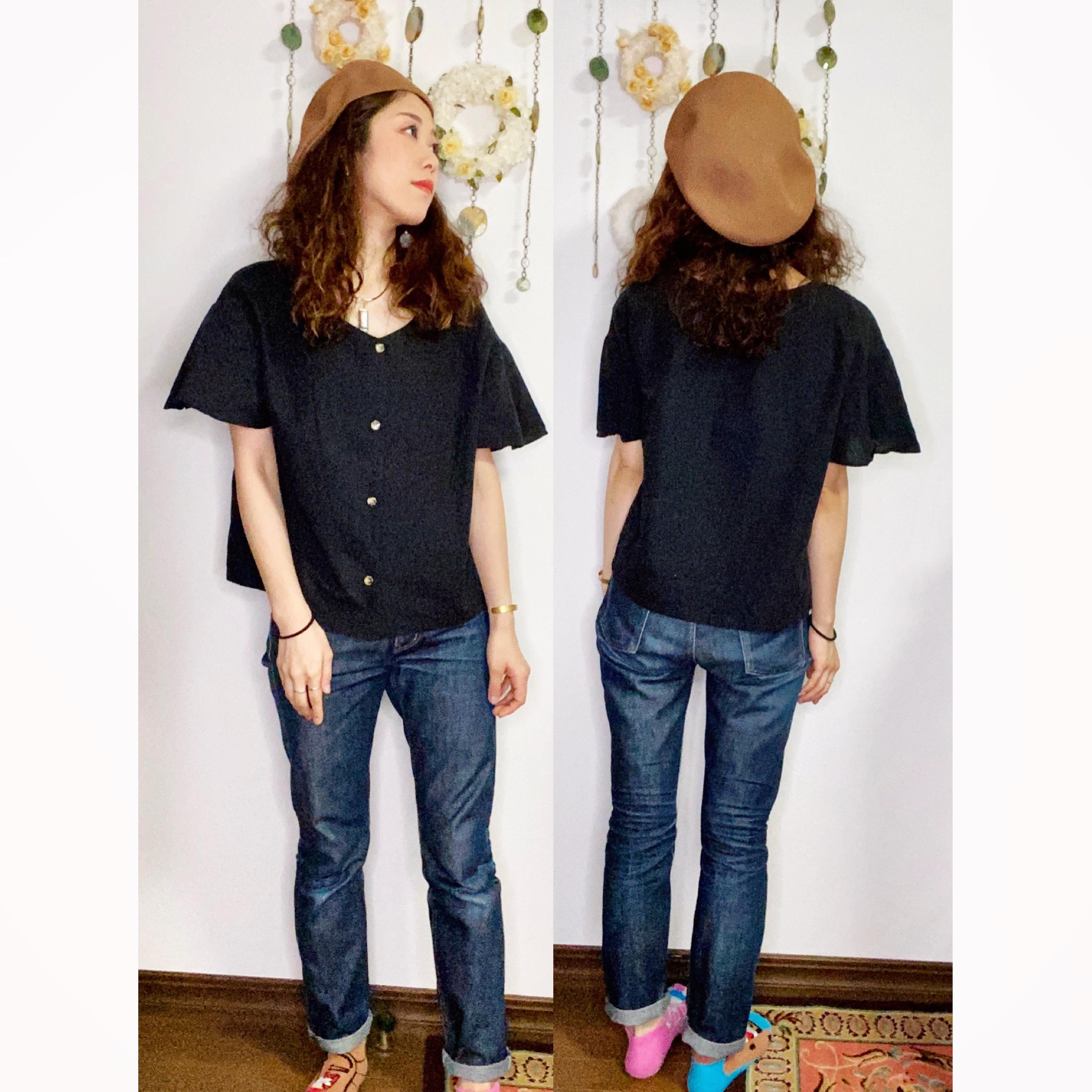 【オンナノコの休日ファッション】2020.8.3【うたうゆきこ】_1