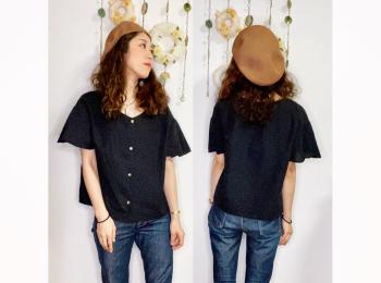 【オンナノコの休日ファッション】2020.8.3【うたうゆきこ】