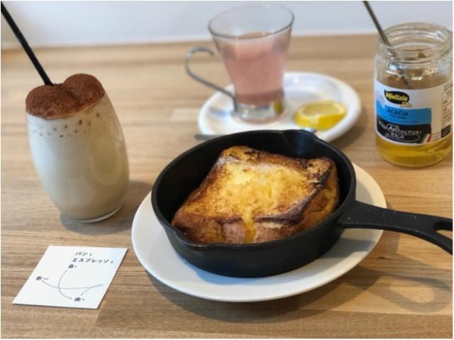 【自由が丘】話題のおしゃれカフェ!《パンとエスプレッソと自由形》でモコモコ・ふわふわ体験♡_1