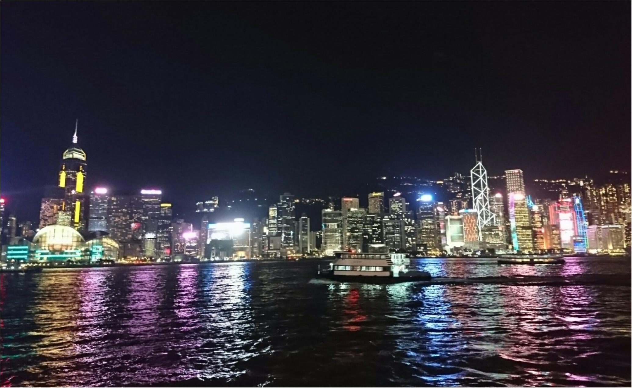 【trip】香港に行って来ました!_1