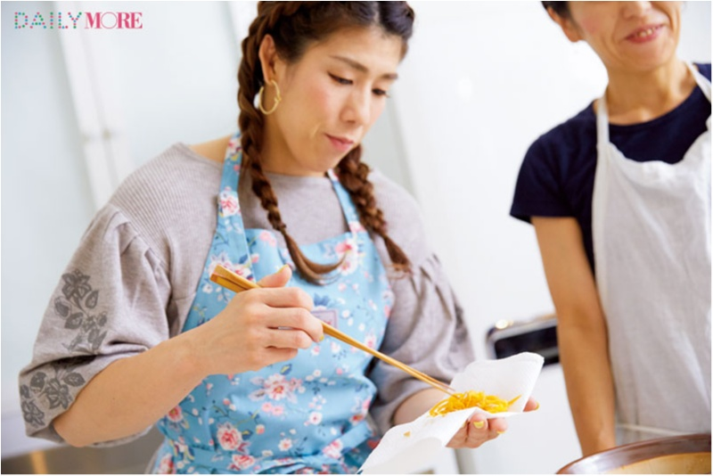 上手なつめ方を学んで「乙女弁当」完成しました!【#モアチャレ 吉田沙保里さんの「お弁当女子」チャレンジ】_2_2
