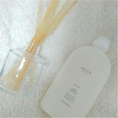 【shiro】シンプルなデザインに癒しの香り♡shiro(シロ)のホームケアアイテム使い始めました♡♡