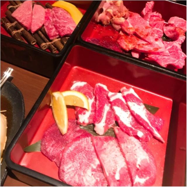 《Food》おもてなしたっぷりの焼肉屋さんをご紹介♡_1