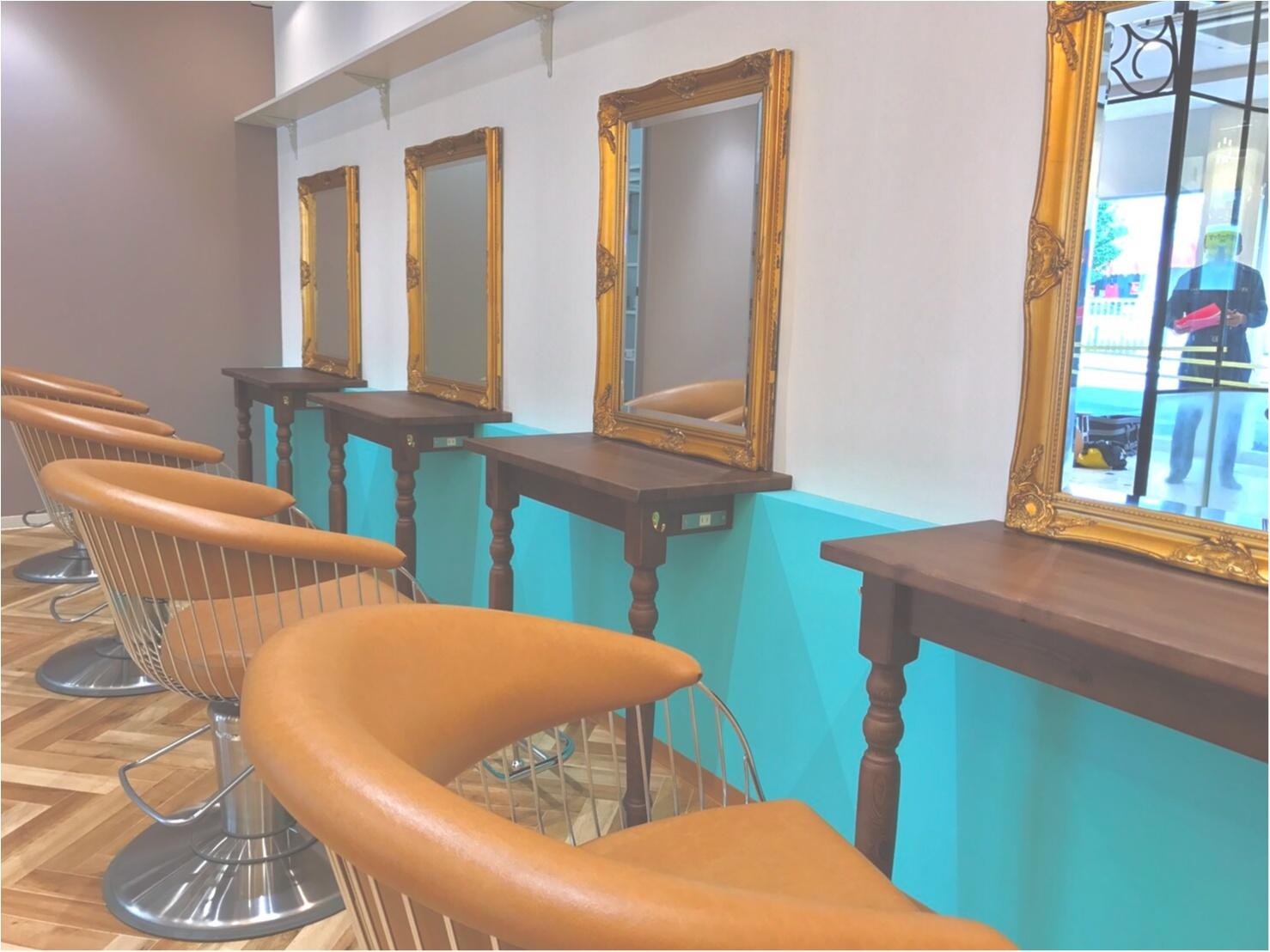 【ヘアサロン】New Open!パリの家をイメージしたお洒落な美容室へ行ってきました♡♡ お洒落なのにお手頃価格で〇〇〇ルームも完備?! _7