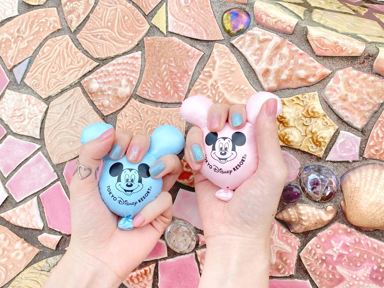 【夏ネイル・マニキュア】セルフで叶える♡ピンク&ブルーの大人ゆめかわネイル_1