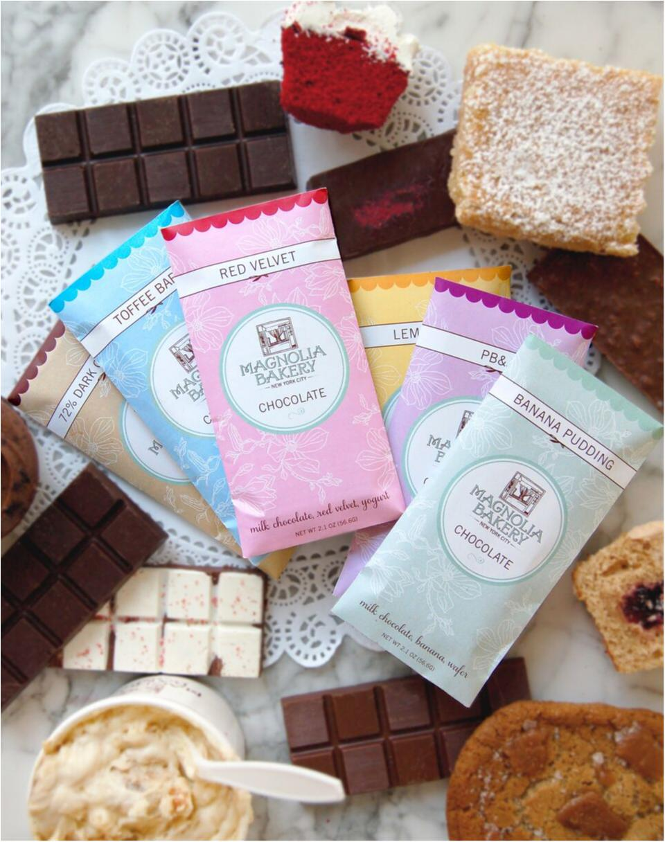 『マグノリアベーカリー』のバレンタインはチョコレートバー! 限定カフェもオープン中♡_1