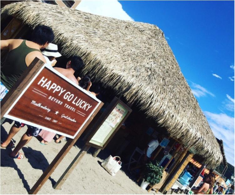 手ぶらでお洒落にビーチを楽しむ!!最高の海の家がありました♡♡♡_2