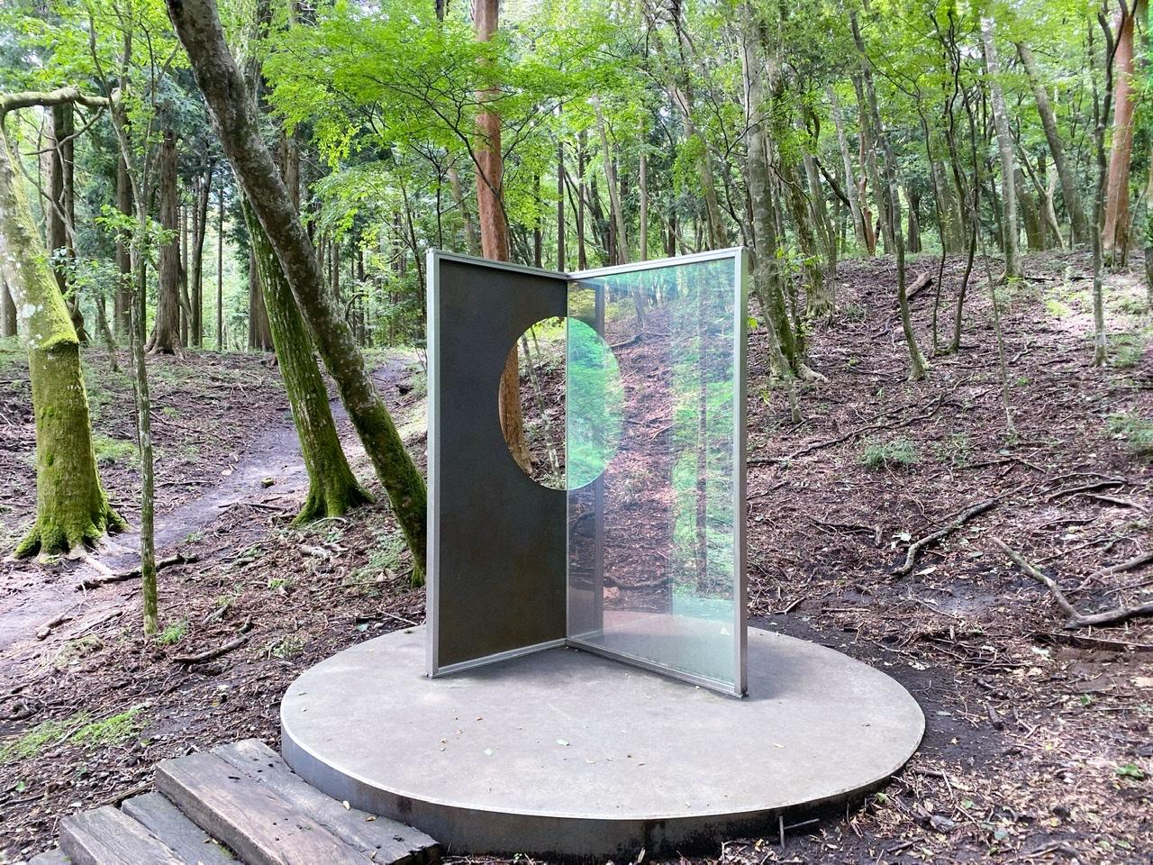 樹々 アート
