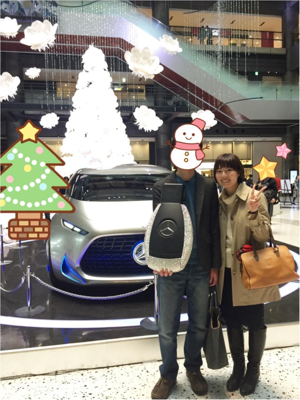 クリスマスの『リアルなデート服』♡_1