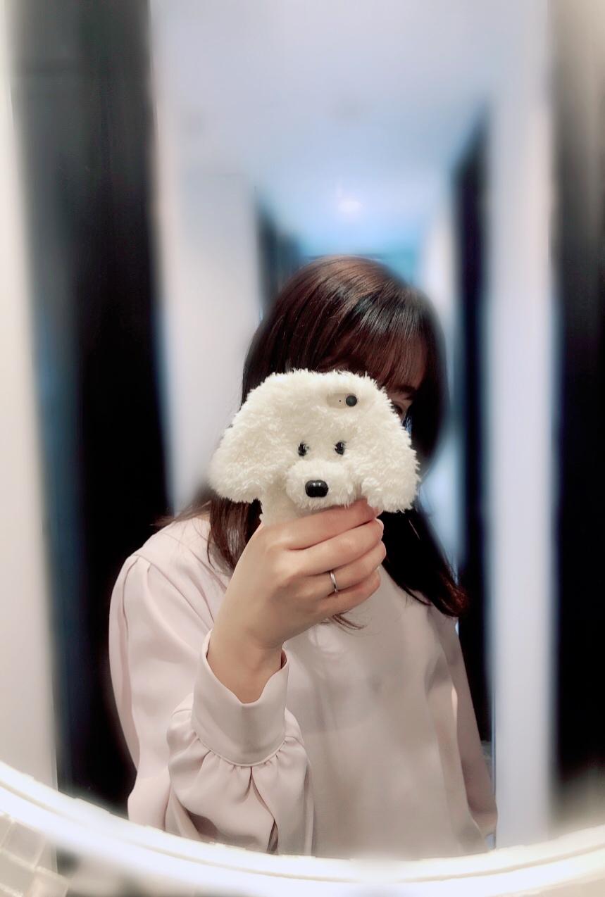 【#韓国ネットショッピング】わんわんスマホケースに一目惚れ♡わんちゃん好きにオススメ!ふかふかで可愛い( ´ ▽ ` )_2