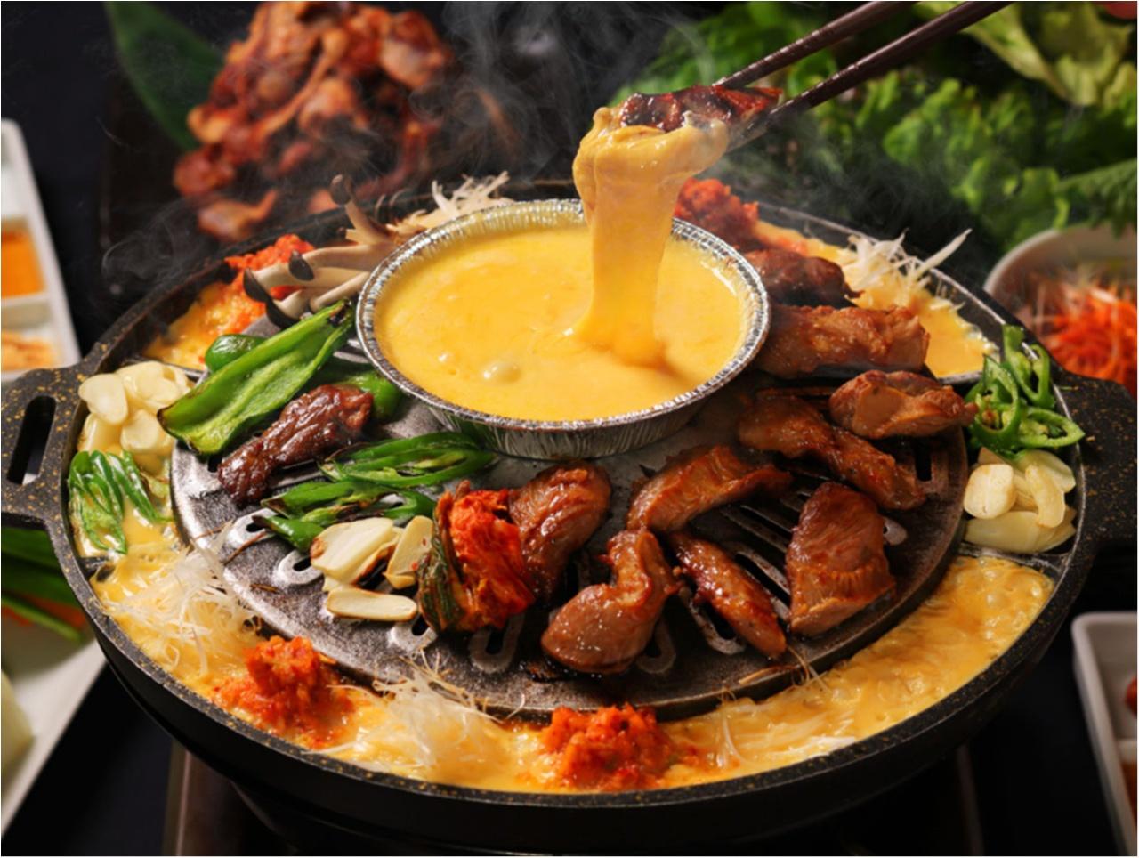 「チーズタッカルビ」の次は「チーズ・カルメギ」! 韓国で大人気のメニューを食べながら、#平昌五輪 を応援しよう☆_1_1