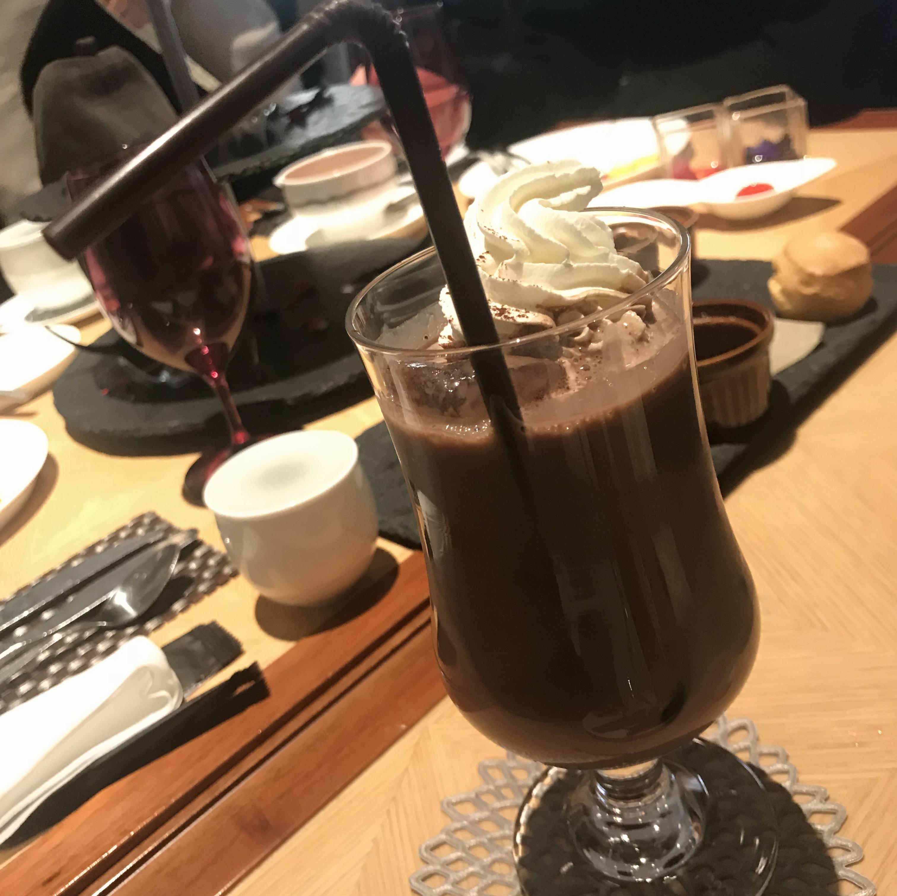 【Momiji@グランドプリンスホテル新高輪】ホテルラウンジでご褒美アフタヌーンティー♡_7