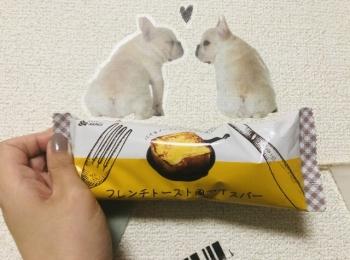 【おすすめアイス】「フレンチトースト風アイスバー」?!5/17新発売♡【赤城乳業】