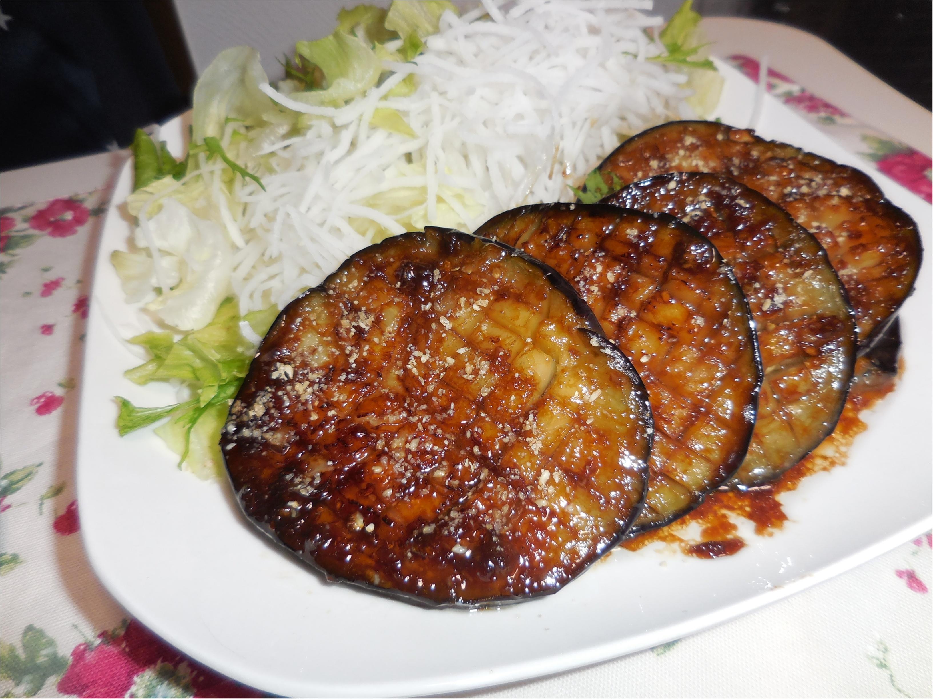【おうちで作るごはんがやっぱりおいしい!】米なすステーキ_2