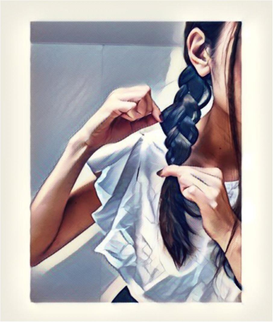 ▶▶仕事の日でも髪型を【3変化】3分あればできちゃう‼︎簡単ヘアアレンジで気分をアップ♪_1