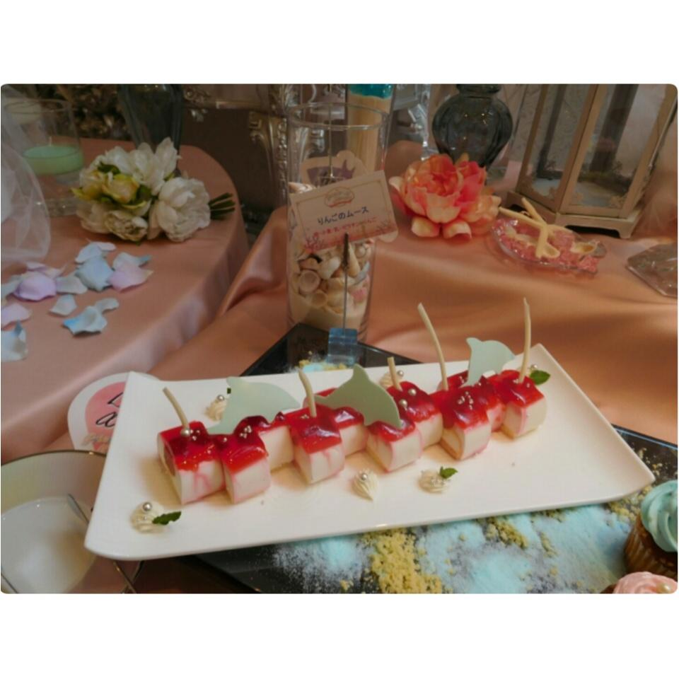 《可愛いすぎる♡♡♡》プリンセスマーメイドスイーツパーティで素敵な時間を♡_19