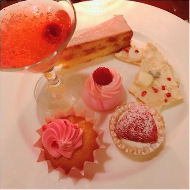 女の子の憧れが詰まった空間♡ヒルトン東京の今季のブッフェは《マリーアントワネットの結婚》がテーマ・:*_3