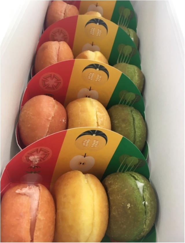【ミスド×タニタ】野菜が入ったヘルシードーナッツ誕生!ベジポップを食べてみた_8