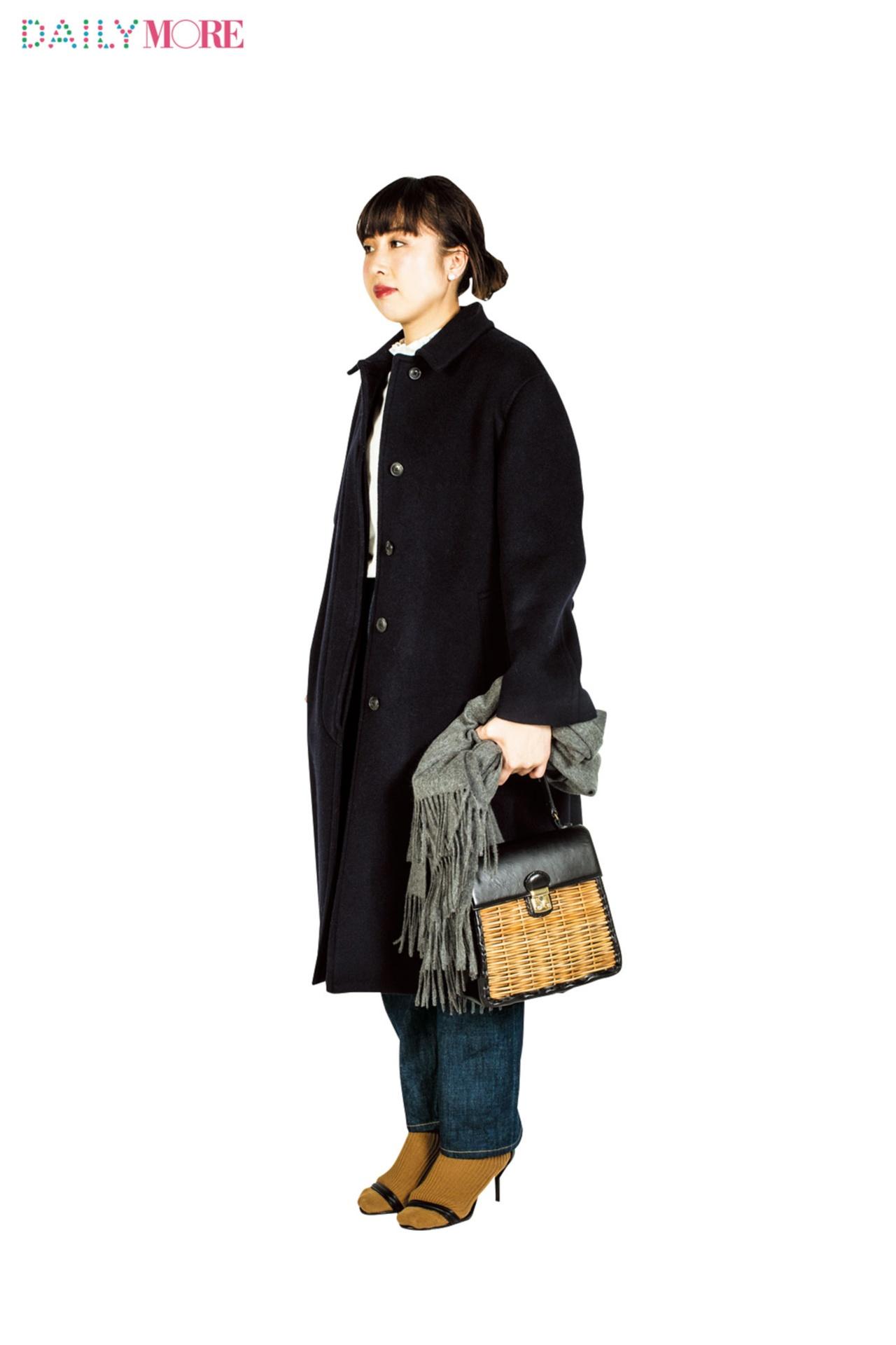 【こんなに着てるなんて、ウソでしょ!?】寒がりスタイリスト・石上美津江の絶対に着太りしない厚着ルポ_1