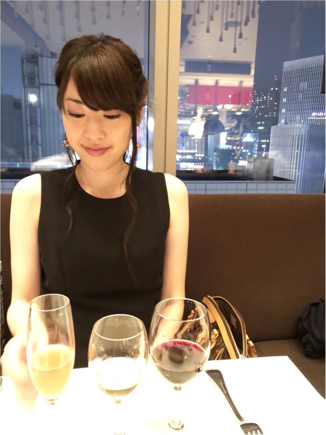 【今日のコーデ】お出かけワンピースコーデ♡銀座_2