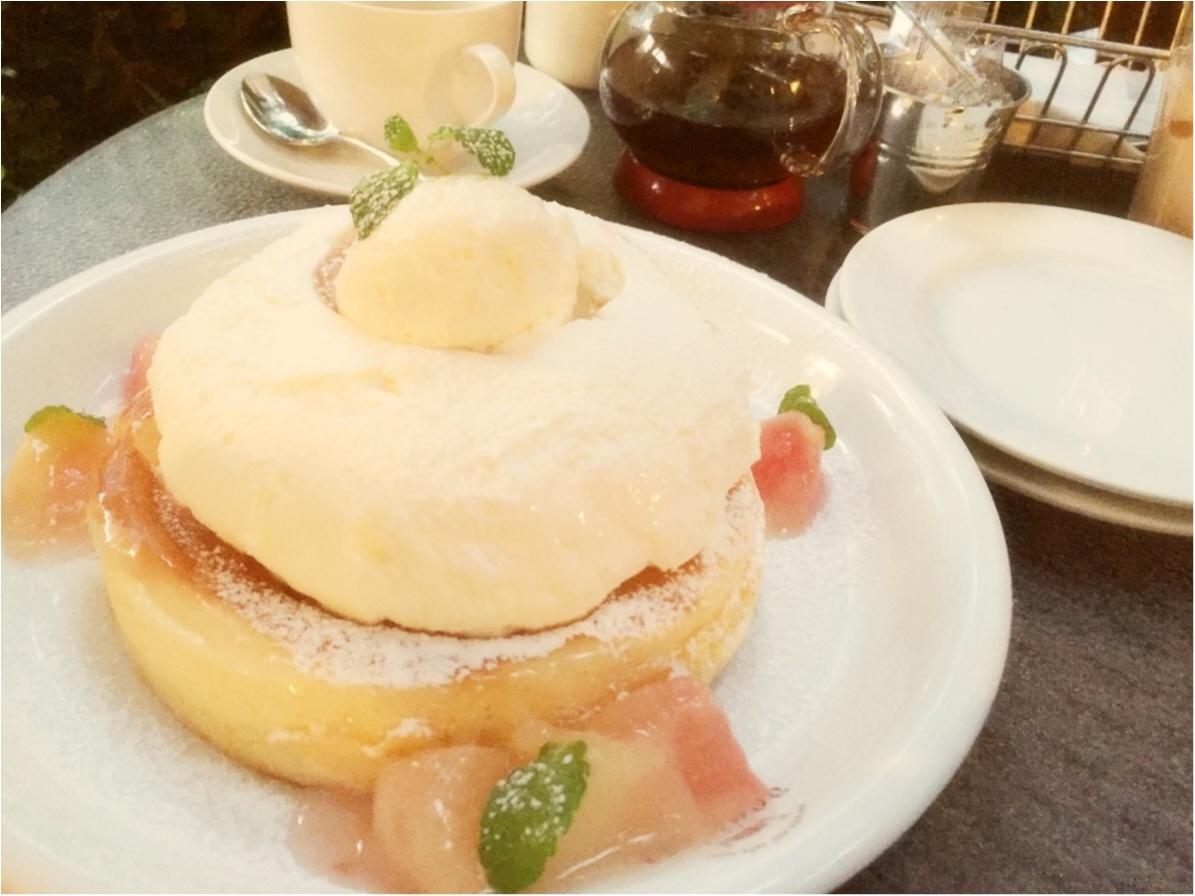 リニューアルしたアクイーユのパンケーキ♡*《mikiのパンケーキメモ》_2