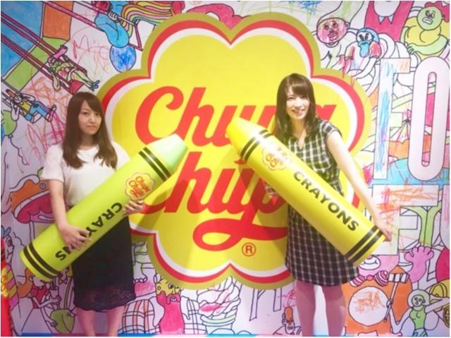 《7月28.29日限定!》渋谷に「#ストーリー映え」するチュッパチャプス空間が登場!_4