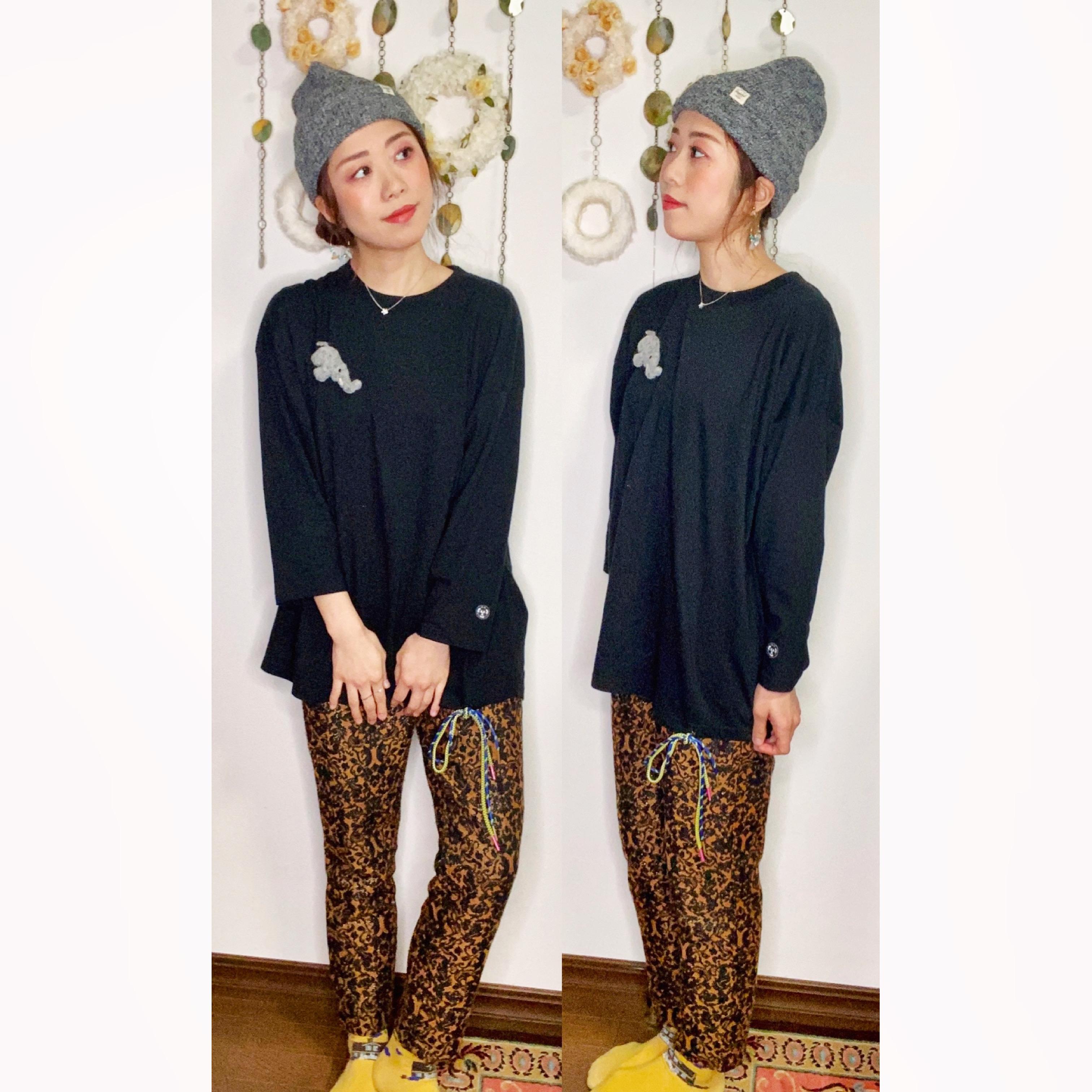 【オンナノコの休日ファッション】2020.10.14【うたうゆきこ】_1