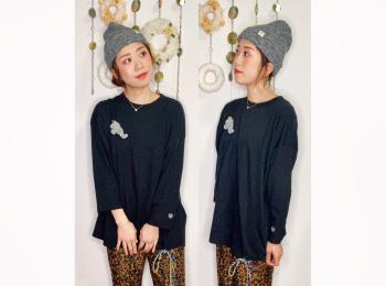 【オンナノコの休日ファッション】2020.10.14【うたうゆきこ】