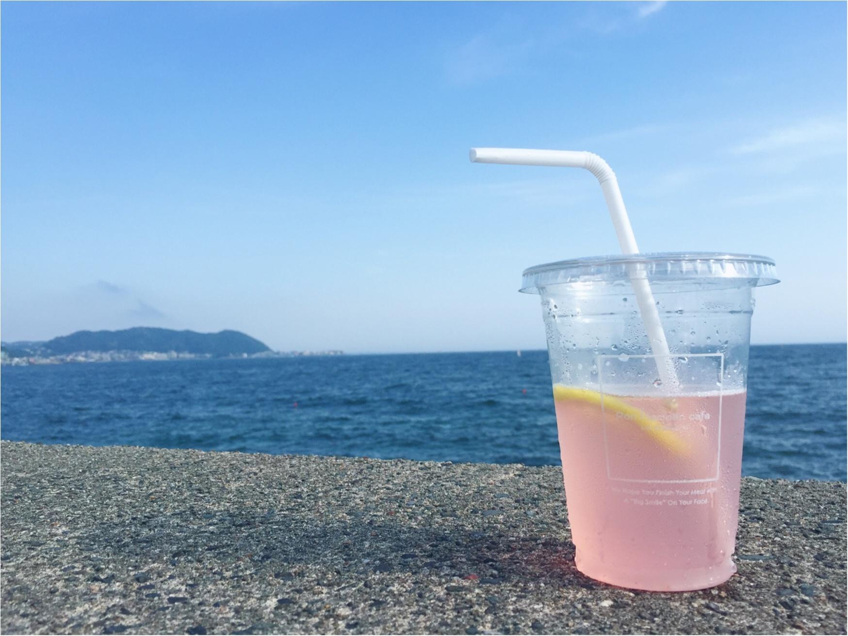 5月でも夏気分【逗子マリーナ】に行ってきました♫_4
