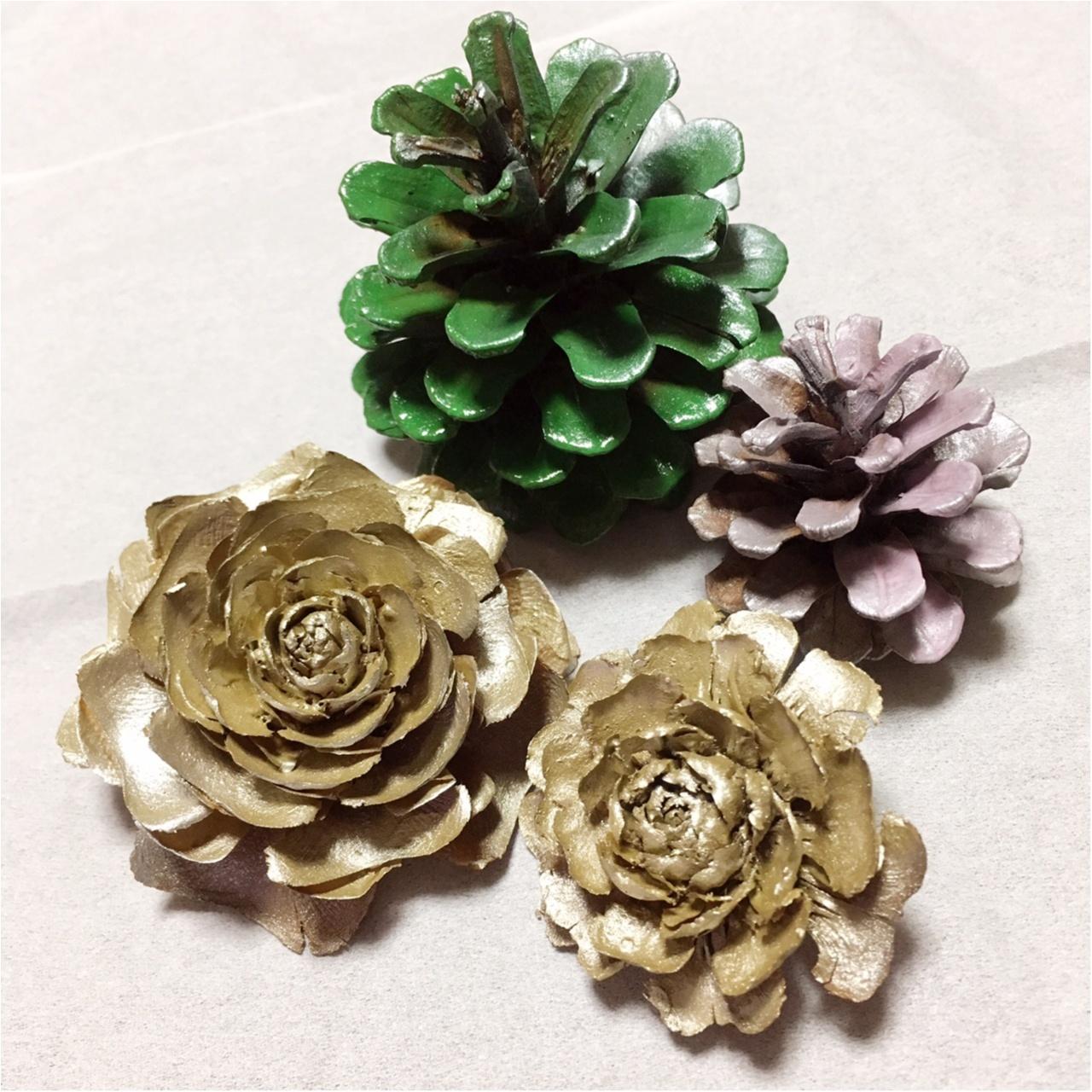 クリスマスにぴったり♡薔薇の形をした天然の松ぼっくり『シダーローズ』をあなたはご存知ですか?_1