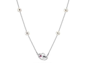 『TASAKI』のハートネックレスを買って、被災地支援をしよう!