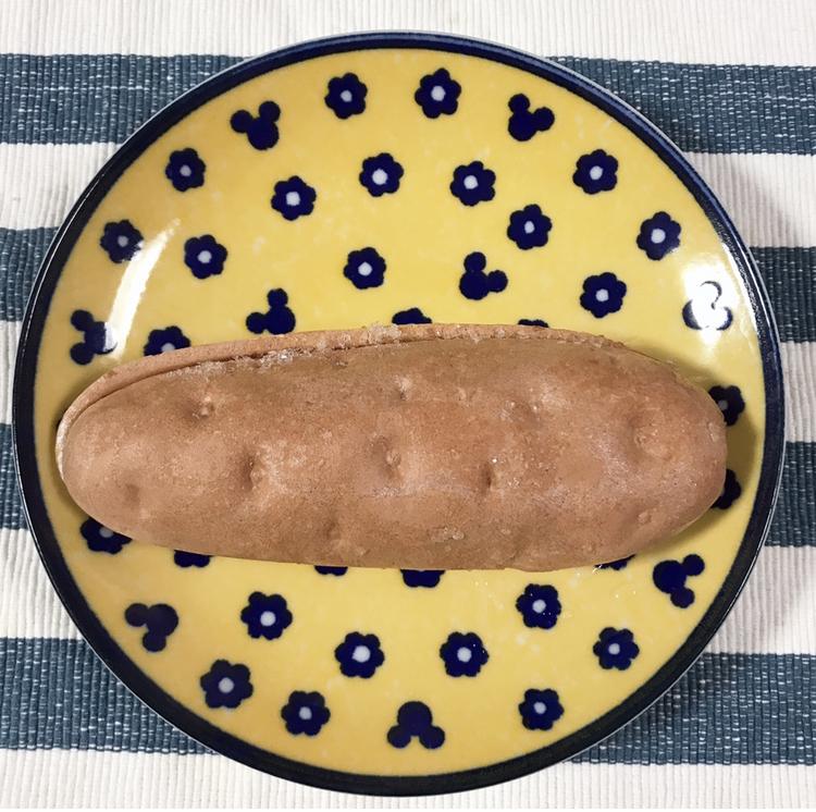 【コンビニグルメ】安納芋もなかアイスを食べてみた✨_2