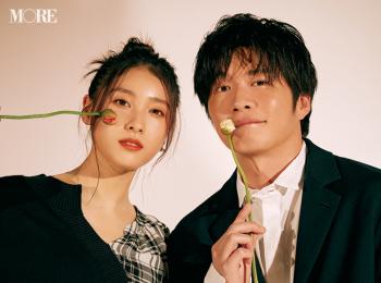 【土屋太鳳さん・田中 圭さんインタビュー】映画『哀愁しんでれら』で夫婦役に! 「一緒にお芝居できるのがうれしかった」