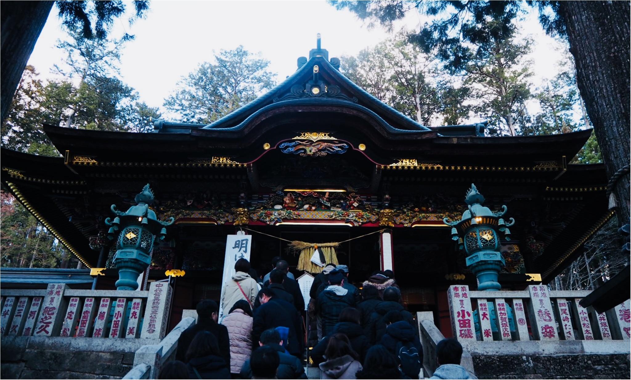 《2018年運気UP★》パワースポットとして名高い『秩父の三峯神社』へお出かけしてきました!_3