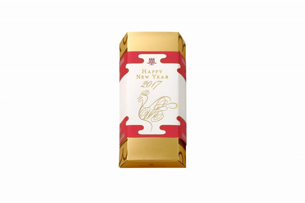 伝説のフィナンシェがおめでたい金塊パッケージで登場! 『アンリ・シャルパンティエ』のスイーツを新年ギフトに♡_2