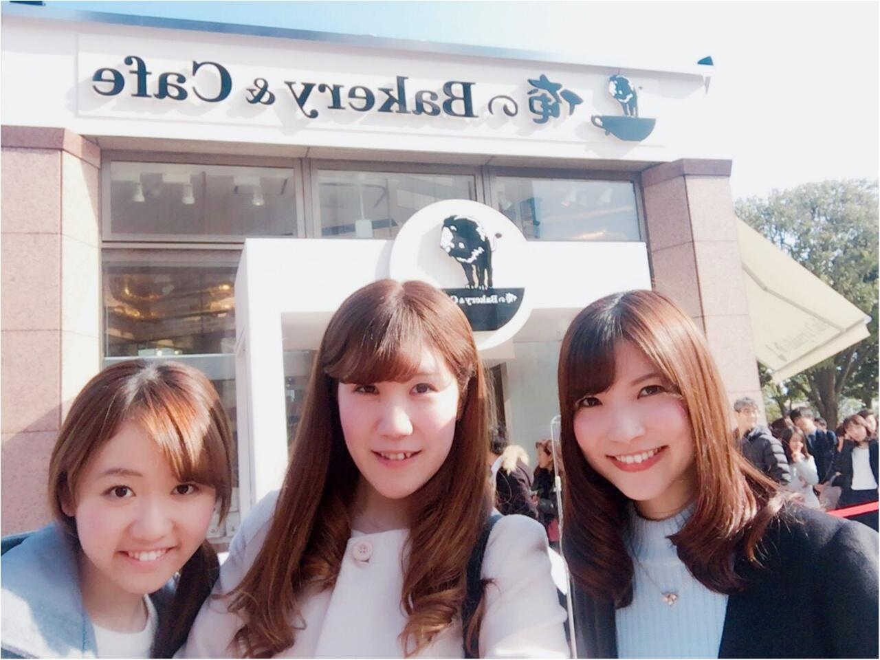 ♡【モアハピ女子会】俺のBakery&Cafeへ行ってきました!!パン好きにはたまらない絶品パンが味わえます♡_1
