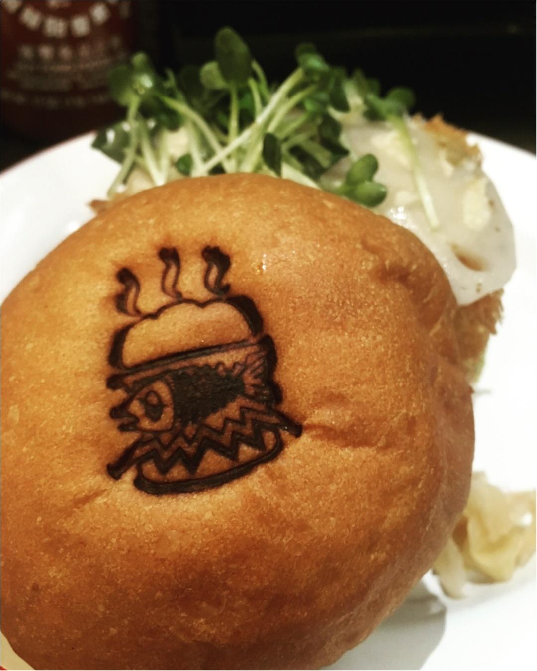フィッシュバーガーが絶品のハンバーガー屋さんを中目黒で発見!_2
