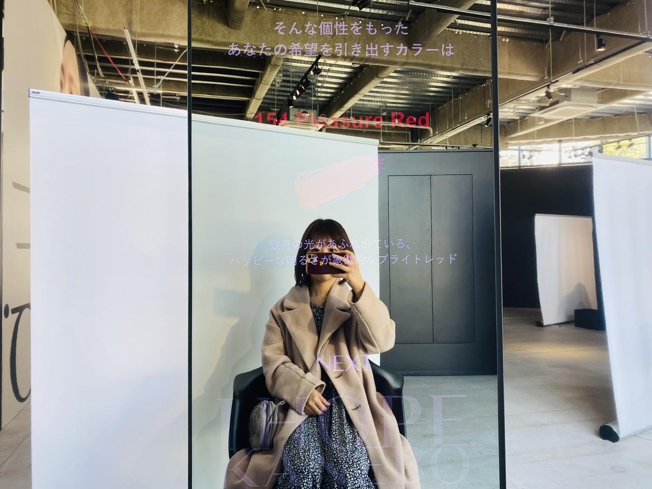 【KANEBO】お土産付★鏡に映るデジタルカラー診断がすごい!《春新作ルージュ》で唇から大変身♡_3